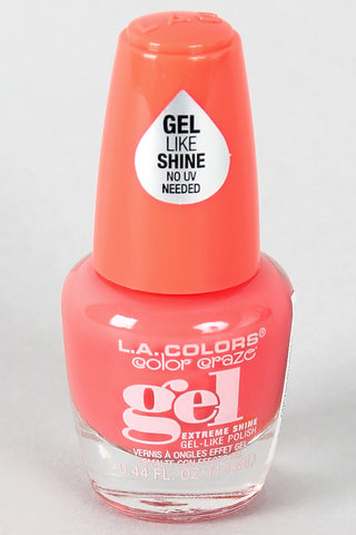 L.A. Colors Color Craze Extreme Shine Gel Polish