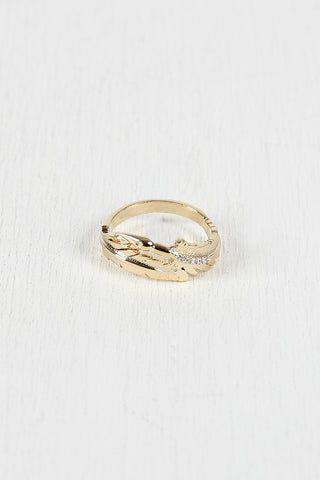 Feather Quill Ring