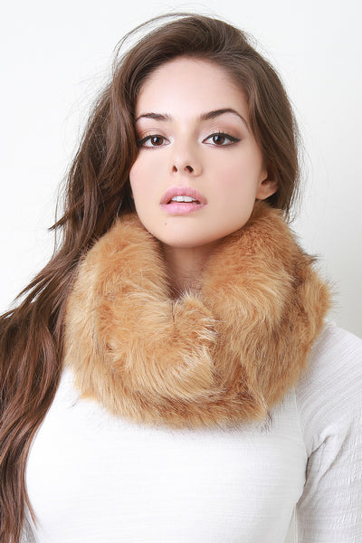 Luxe Fur Neck Warmer