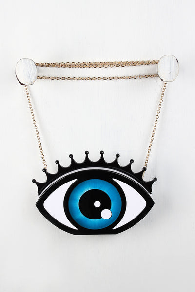 Cable Chain Eye Clutch