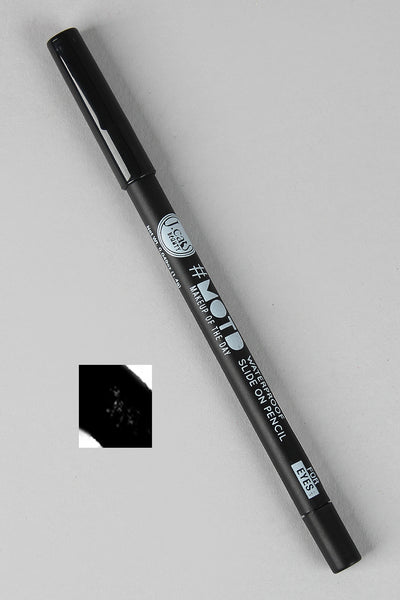 J.Cat MOTD Waterproof Eye Pencil