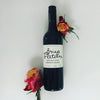 The Daily Blossom Perth delivers wine with flowers