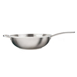 STOVETOP MULTI-USE 4-1 SMOKER WOK STAINLESS STEEL, 13""
