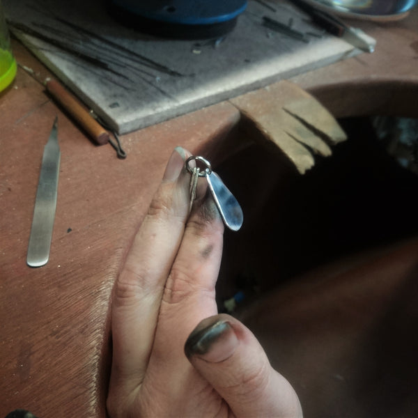 Sterling Silver Beginners Pendant Making Jewellery Courses