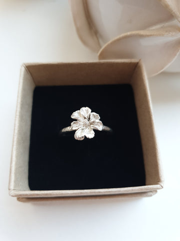 Little Floret Ring