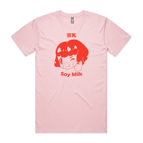 STRAWBERRY SOY - TEE