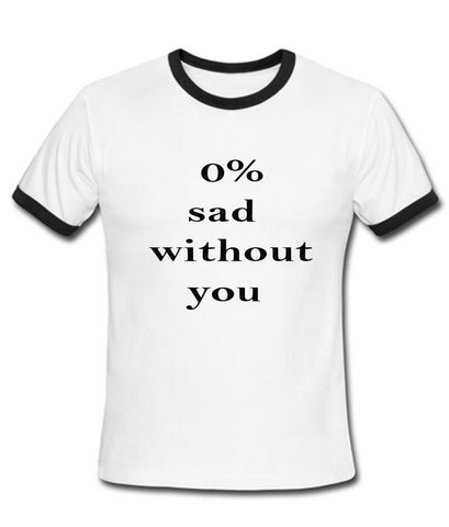 0% sad tshirt ring