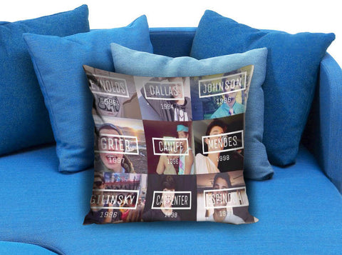 Magcon Boys Family Pillow Case
