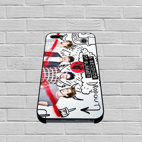 5SOS 5 Seconds of Summer Album case of iPhone case,Samsung Galaxy