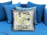5SOS Daisies Pillow Case