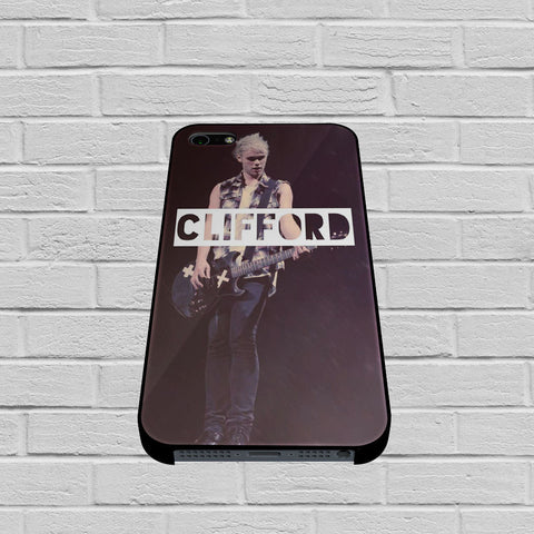 5 Seconds Of Summer Clifford case of iPhone case,Samsung Galaxy