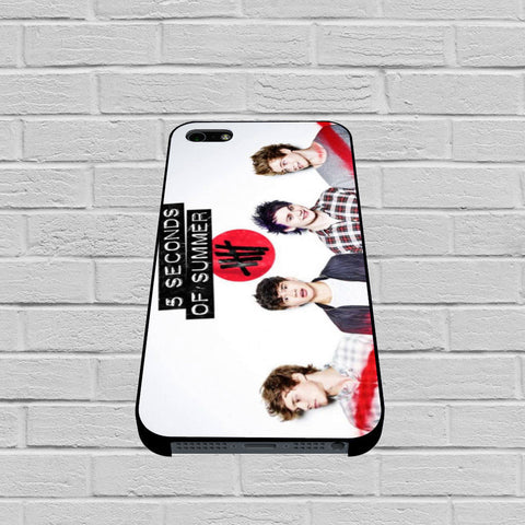 5 Seconds of Summer 5SOS Band case of iPhone case,Samsung Galaxy