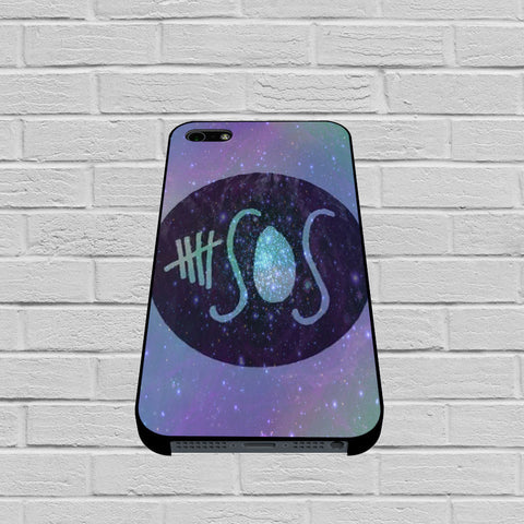 5 Sos, 5 Seconds Of Summer case of iPhone case,Samsung Galaxy
