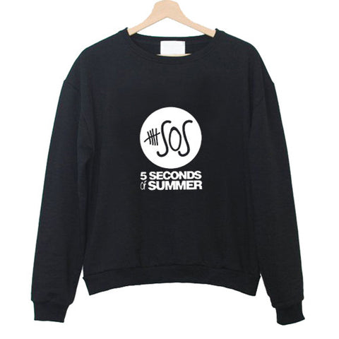 5 second of summer sweatshirt