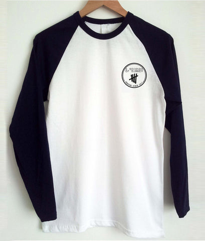 5 secound of summer raglan