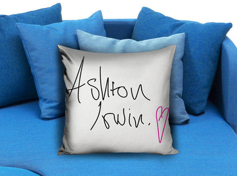 ASHTON 5 seconds of summer Pillow case