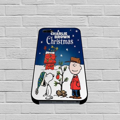 A Charlie Brown Christmas case of iPhone case,Samsung Galaxy