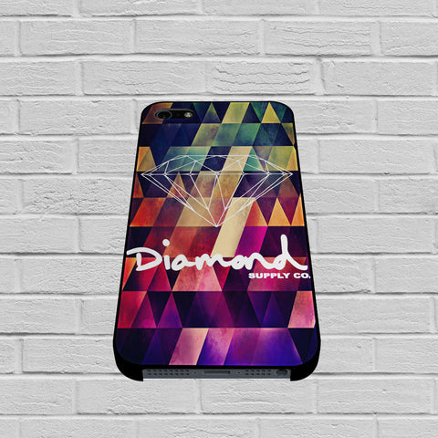 Abstract Diamond Supply Co Geometric case of iPhone case,Samsung Galaxy
