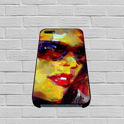 Abstract Sunglasses case of iPhone case,Samsung Galaxy