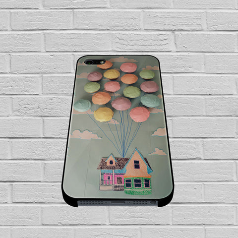 Adventure Is Out There Cupcake Art case of iPhone case,Samsung Galaxy