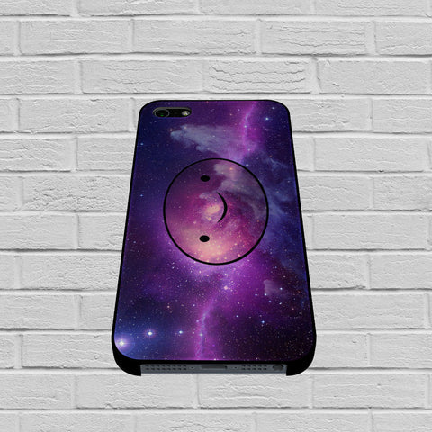 Adventure Time Finn The Human Face In Galaxy Nebula case of iPhone case,Samsung Galaxy