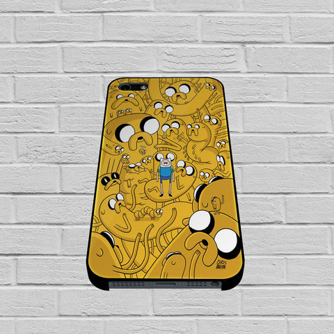 Adventure Time with finn and jake case of iPhone case,Samsung Galaxy