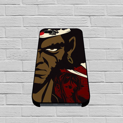 Afro Samurai case of iPhone case,Samsung Galaxy