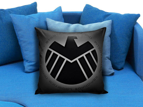 Agent SHIELD Marvel Pillow case