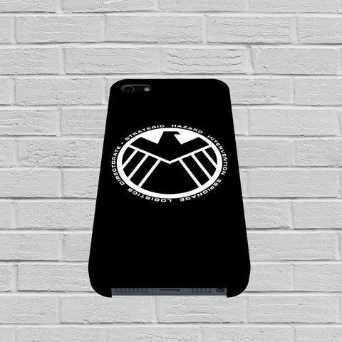 Agents of Shield Logo case of iPhone case,Samsung Galaxy