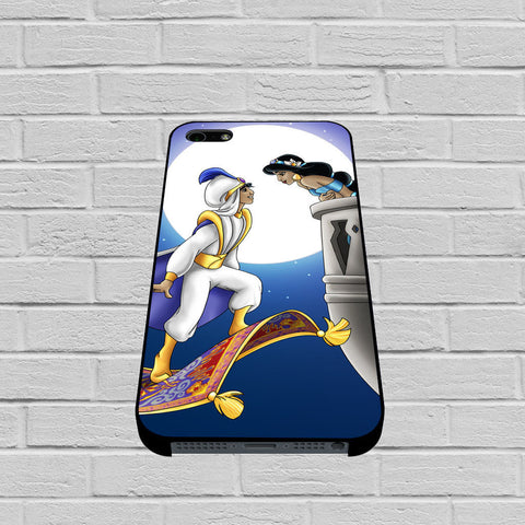 Aladdin and His Lamp case of iPhone case,Samsung Galaxy