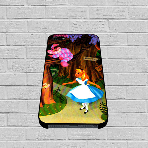 Alice in Wonderland Cheshire Cat case1 of iPhone case,Samsung Galaxy