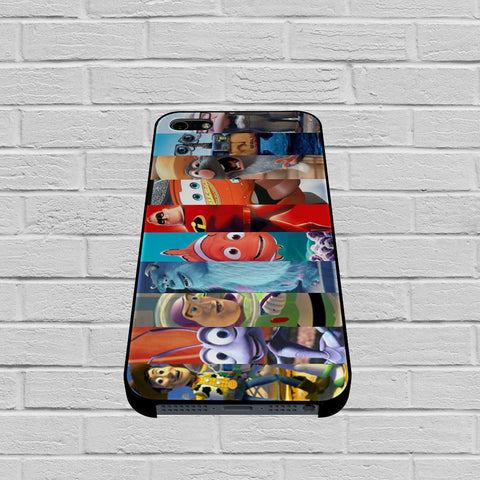 All Characters Pixar case of iPhone case,Samsung Galaxy