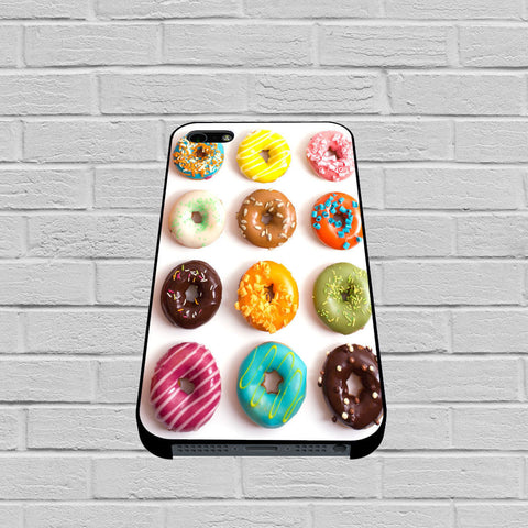 All Donuts case of iPhone case,Samsung Galaxy