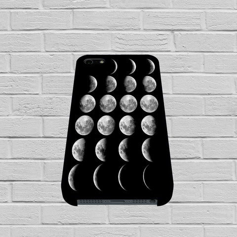 All Moon Phases case of iPhone case,Samsung Galaxy