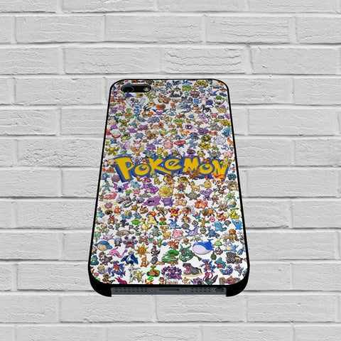 All Pokemon Considered case1 of iPhone case,Samsung Galaxy