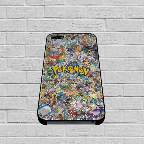 All Pokemon Considered case of iPhone case,Samsung Galaxy