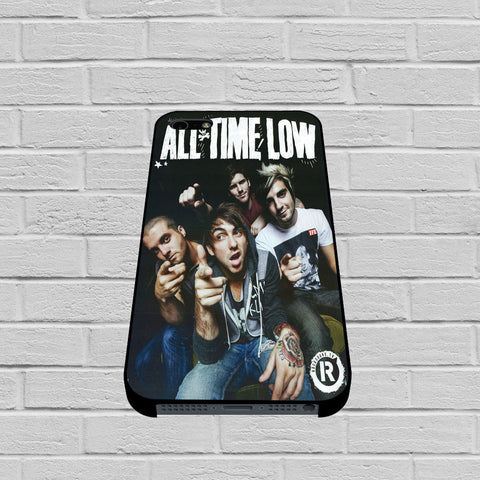 All Time Low Design case of iPhone case,Samsung Galaxy