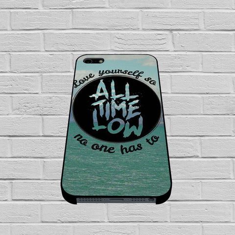 All Time Low Logo Band case of iPhone case,Samsung Galaxy