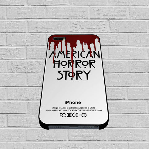 American Horror Story case of iPhone case,Samsung Galaxy