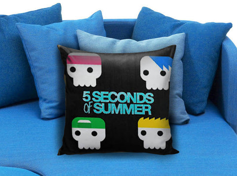 Angry 5Sos Pillow case