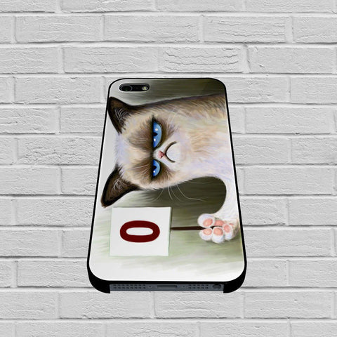 Angry Grumpy Cat case of iPhone case,Samsung Galaxy