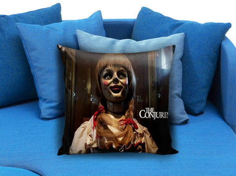 Annabelle Doll THE CONJURING 2013 Pillow case