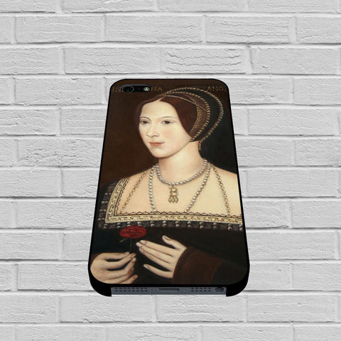 Anne Boleyn case of iPhone case,Samsung Galaxy