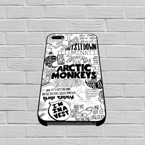 Arctic Monkeys case of iPhone case,Samsung Galaxy