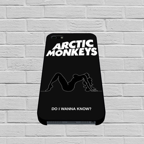 Arctic monkeys Girl case of iPhone case,Samsung Galaxy