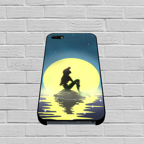 Ariel In The Moonlight case of iPhone case,Samsung Galaxy