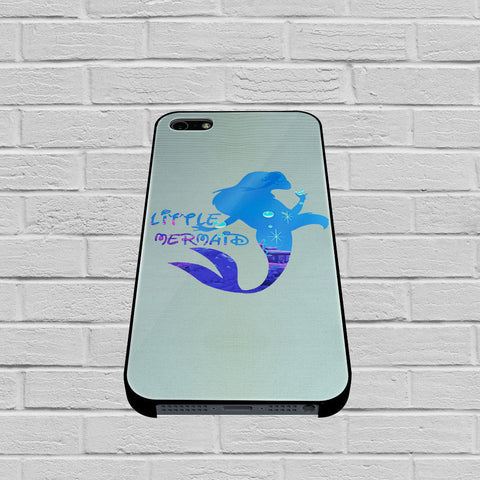 Ariel Quote Little Mermaid Disney case of iPhone case,Samsung Galaxy