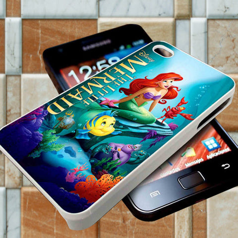 Ariel The Little Mermaid Disney Phone case iPhone case Samsung Galaxy Case