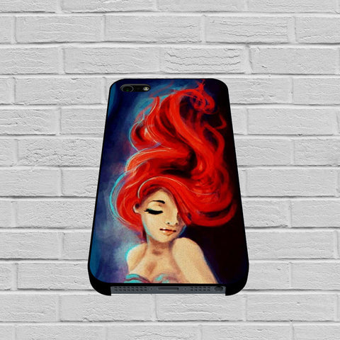 Ariel The Little Mermaid case2 of iPhone case,Samsung Galaxy