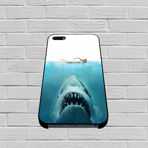 Ariel vs Shark Jaws case of iPhone case,Samsung Galaxy